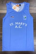 CS St Mary AC Run Vest 5-6