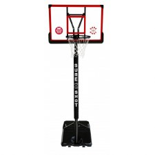 Sure Shot 514ACR Portable Telescopic  Basketball Unit c/w Acrylic Back Board