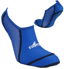 Swimtech Pool Socks (Blue) 10-13