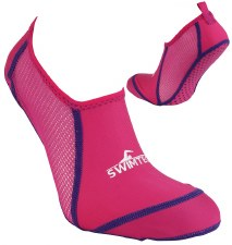 Swimtech Pool Socks (Pink) 10-13