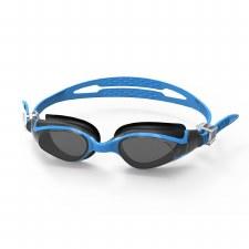 Swimtech Quantum Jnr Goggles (Blue Black)