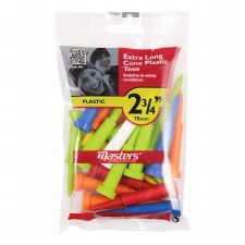 Masters Plastic XL Cone Tee 70mm (Mixed)
