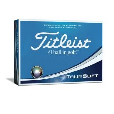 Titleist Tour Soft 12 Ball