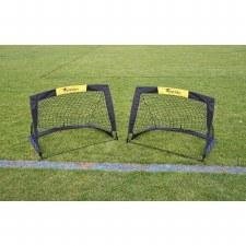 "Precision ""Fold-a-Goal"" (Set of 2) 4' x 3'"