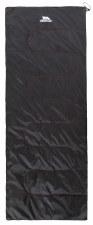 Trespass Envelope Sleeping Bag 3 Season (Black)