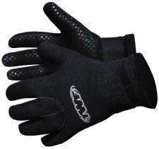 TWF 3mm Grip Glove (Black) Medium