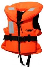 TWF Freedom Life Jacket (Orange) 30-40kg
