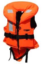 TWF Freedom Life Jacket Kids (Orange) 20-30kg