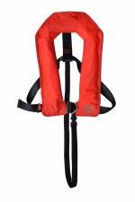 Typhoon Hydro SL Lifejacket (Red) Auto + Harness