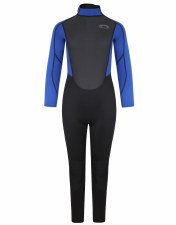 Typhoon Storm3 Wetsuit Junior (Black Blue) 2XL Boys