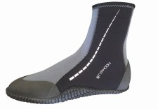 Typhoon Z3 Zip Bootie (Black Grey) 42-43