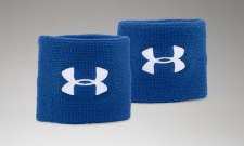 UA Performance Wristbands (Blue)