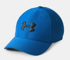 Under Armour Boys Blitzing 3.0 Cap (Royal Black) Small-Medium