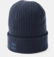 Under Armour Mens Truckstop 2.0 Beanie (Navy)