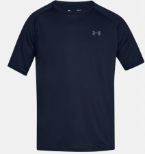 Under Armour Tech 2.0 Short Sleeve Tee (Navy) XL