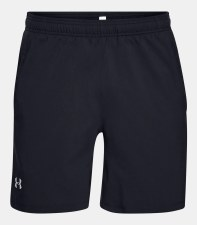 Under Armour Launch SW 2-in-1 Shorts (Black) Medium