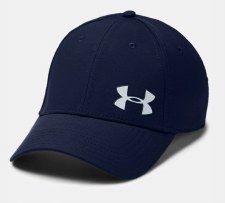 Under Armour Mens Golf Headline Cap 3.0 (Navy) Medium - Large