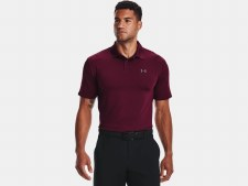 Under Armour Performance Golf Polo 2.0 (Maroon) Small