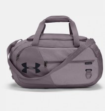 Under Armour Undeniable 4.0 Duffle (Purple) Small