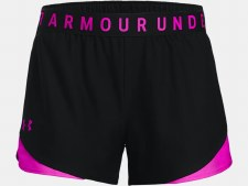 Under Armour Play Up Short 3.0 (Black Pink) Small