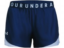 Under Armour Play Up Short 3.0 (Navy Sky) XS