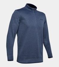Under Armour Sweater Fleece 1/2 Zip (Navy) Small