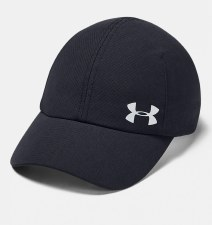 Under Armour Womens Launch Run Cap (Black) One Size