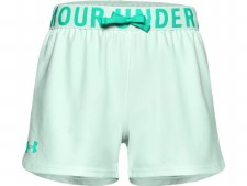 UA Girls'Play Up Solid Shorts