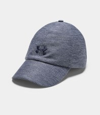 Under Armour Wmns Play Up Heathered Cap (Heathered Grey) One Size Fits All