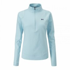 Under Armour Storm Midlayer ½ Zip (Aqua Blue) Small