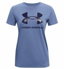 Under Armour Sportstyle Graphic Tee (Blue Navy) Medium