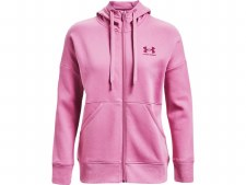 UA Rival Fleece Full Zip Hood