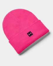 Under Armour Unisex Truckstop Beanie (Pink) One Size Adults
