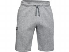 Under Armour Rival Fleece Shorts (Grey) XS