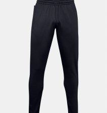 Under Armour Mens Armour Fleece Pant (Black) XS