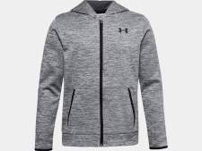 UA Armour Fleece Full Zip