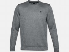 Under Armour Sweater Fleece Crew (Grey) Large