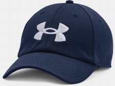 Under Armour Blitzing Adjustable Hat (Navy) Mens