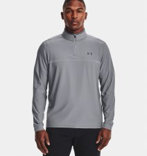 Under Armour Playoff 2.0 ¼ Zip (Grey) Small