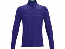 Under Armour Playoff 2.0 ¼ Zip (Blue) Large