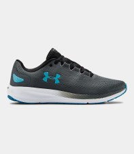Under Armour Charged Pursuit (Grey Blue White) 11