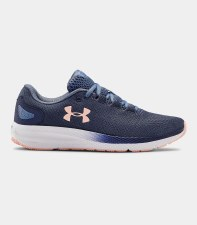 Under Armour Charged Pursuit 2 (Navy Peach) 6
