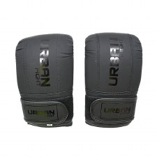 Urban Fight Punch Bag Mitts (Black) Small
