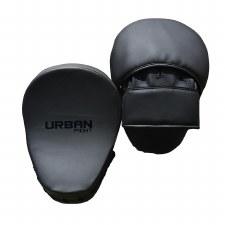 Urban Fitness Training Focus Mitts (Black)