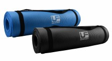 Urban Fitness Pilates Yoga Fitness Mat 10mm (Black)