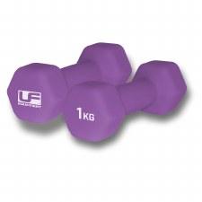 UF Hex Dumbells1kg (Pair)