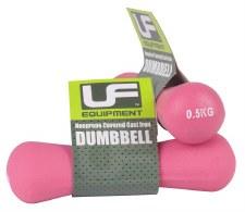 UFE Bone Dumbbells .5 Kg