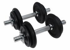 Urban Fitness 20Kg Dumbell Set