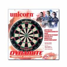 Unicorn Eclipse Dynamite Bristle Dart Board