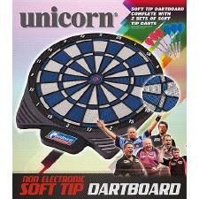 Unicorn Soft Tip Dartboard